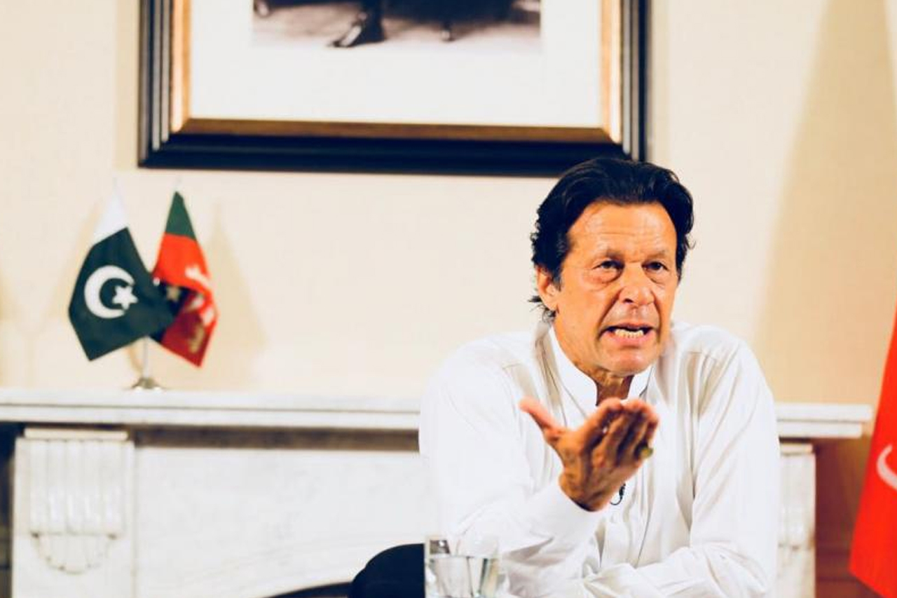 Imran Khan's remarks demonstrate duplicity: India