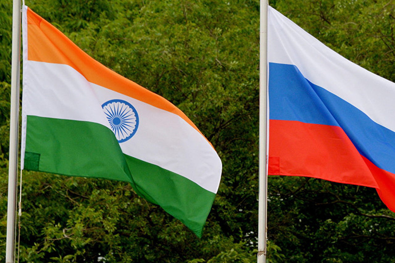 India, Russia reiterate support for Afghan-led peace process