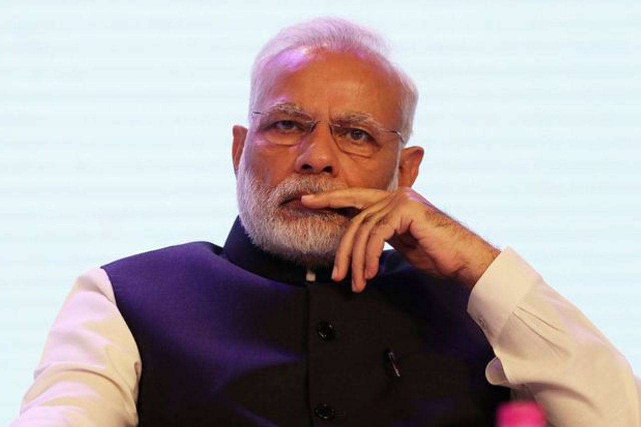 Congress has humiliated every institution, says Modi