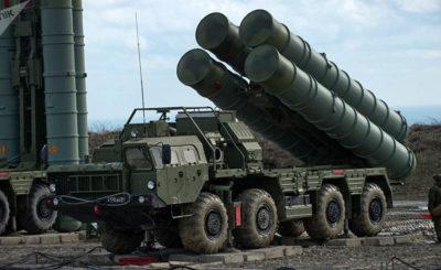 S 400 missile defence sysem