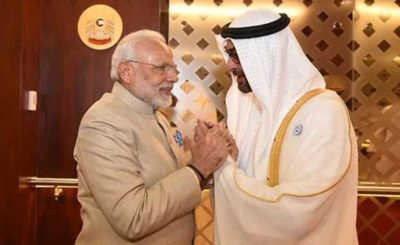 Pm Modi-Zayed