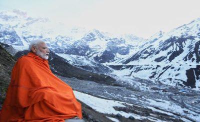 Modi_meditation