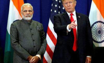 Narendra Modi_Donald Trump
