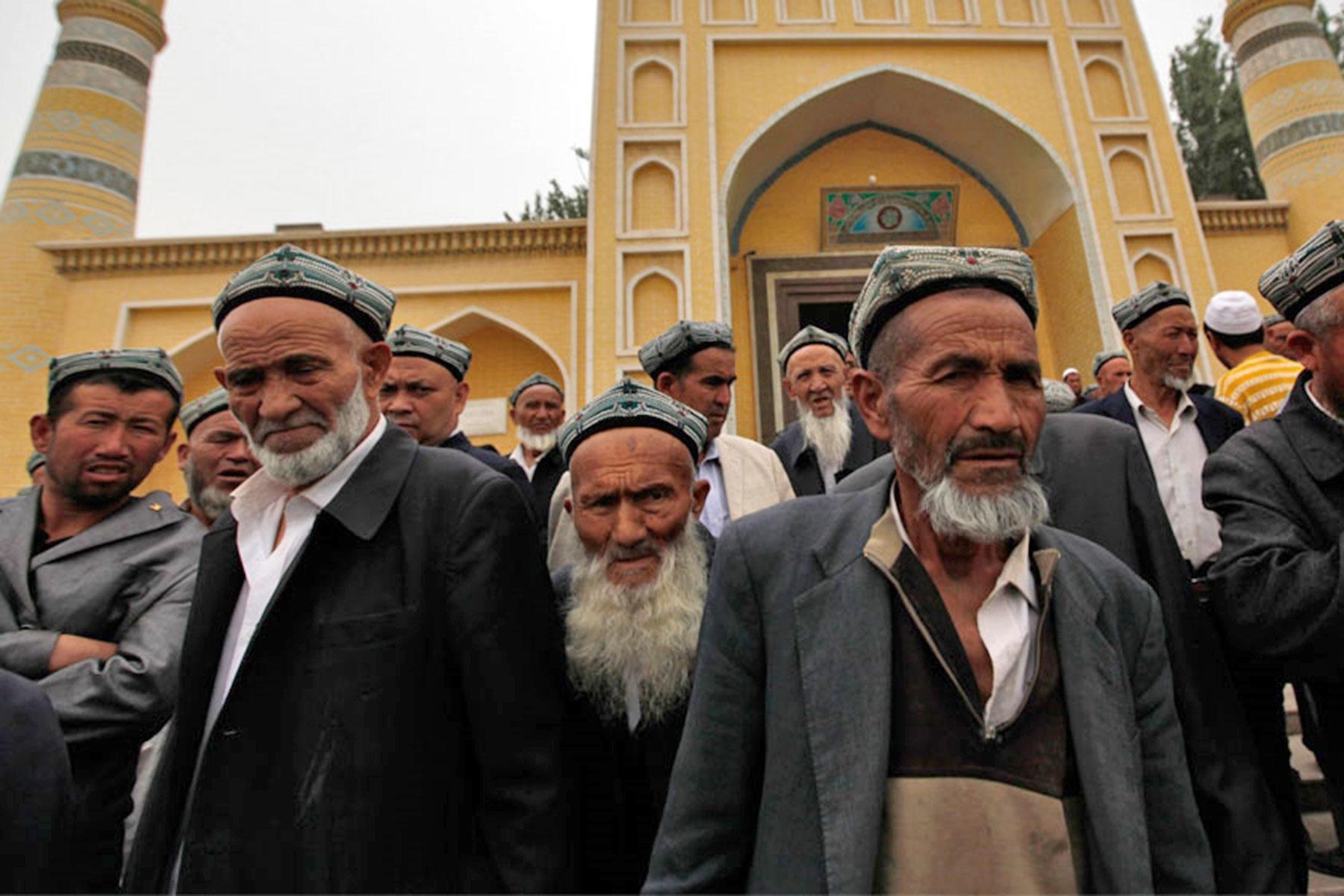 Uighur_Muslims