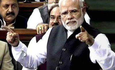 Modi-LokSabha