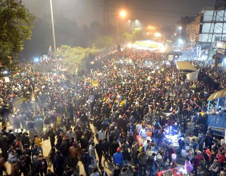 Shaheen=Bagh-protests