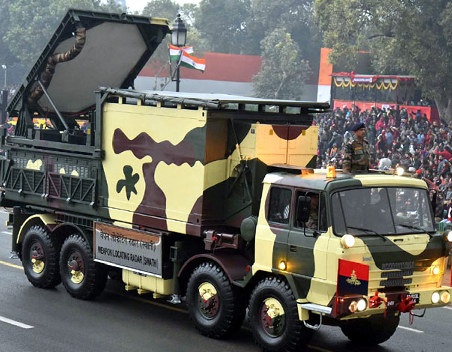 Swathi-radar