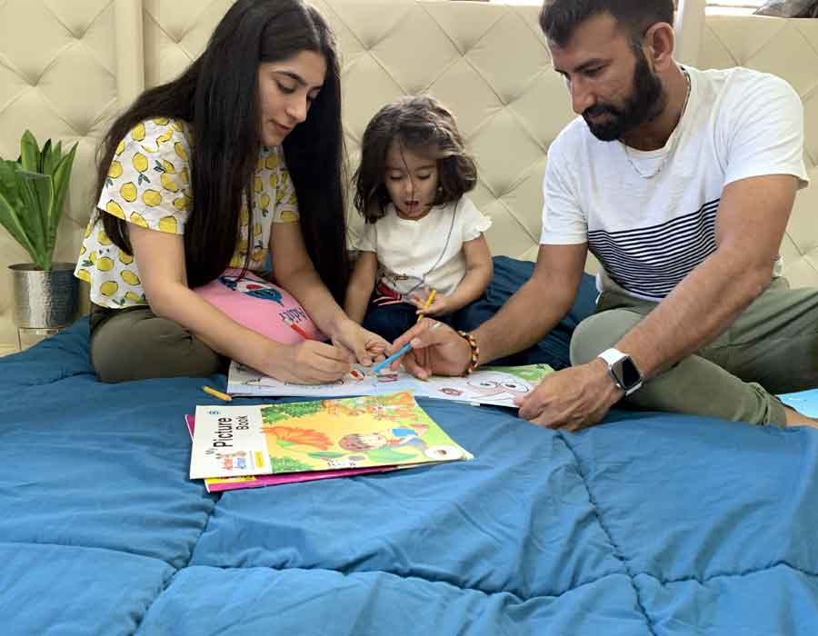 pujara-family