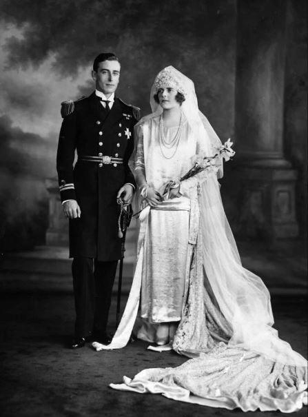 Edwina-Louis Mountbatten