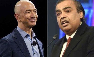 Bezos-Mukesh