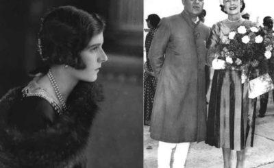 Edwina-Nehru