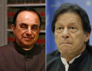 """Treatment of Hindus, Sikhs in Pakistan one step away from genocide"": Subramanian Swamy responds to Imran Khan's criticism"