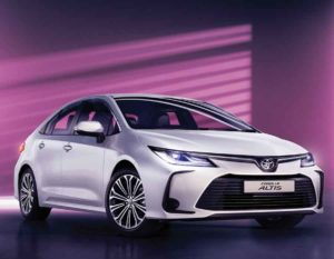 Toyota discontinues Etios series, Corolla Altis models in India