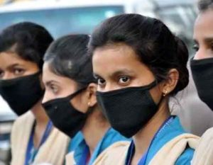 Delhi govt makes face masks compulsory for anyone stepping out home