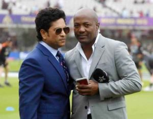 Sachin Tendulkar is one of the greatest to have played cricket: Brian Lara
