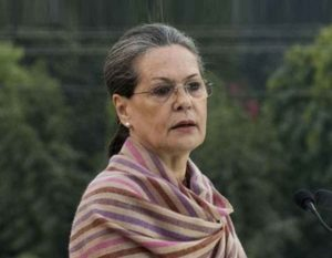 Lockdown necessary but is unplanned: Sonia Gandhi