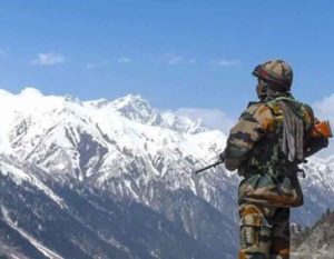 Did China occupy 640 sq km of Indian territory in Ladakh during UPA-2 regime under Manmohan Singh?