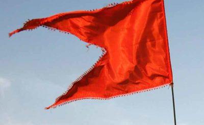 saffron-flag