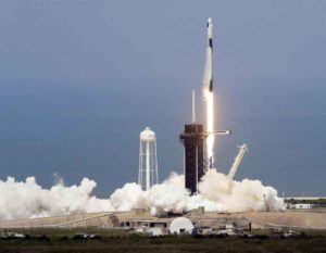 Video: History created! Elon Musk's SpaceX launches NASA astronauts into orbit