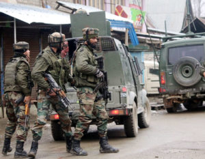 Jammu and Kashmir: Three terrorists killed in encounter with security forces