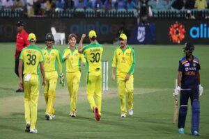 India vs Australia, 2nd ODI:  Australia bury India under an avalanche of runs, take unassailable 2-0 series lead