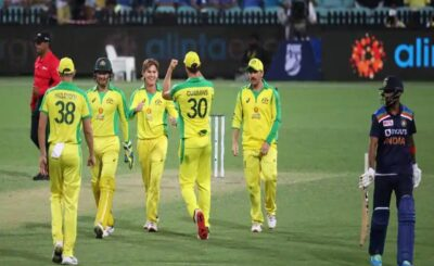 India vs Australia, 2nd ODI