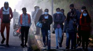 Delhi records coldest November morning in 17 years; cold wave in parts of city