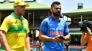 India tour of Australia 2020-21: India lose 1st ODI in a big chase by  66 runs